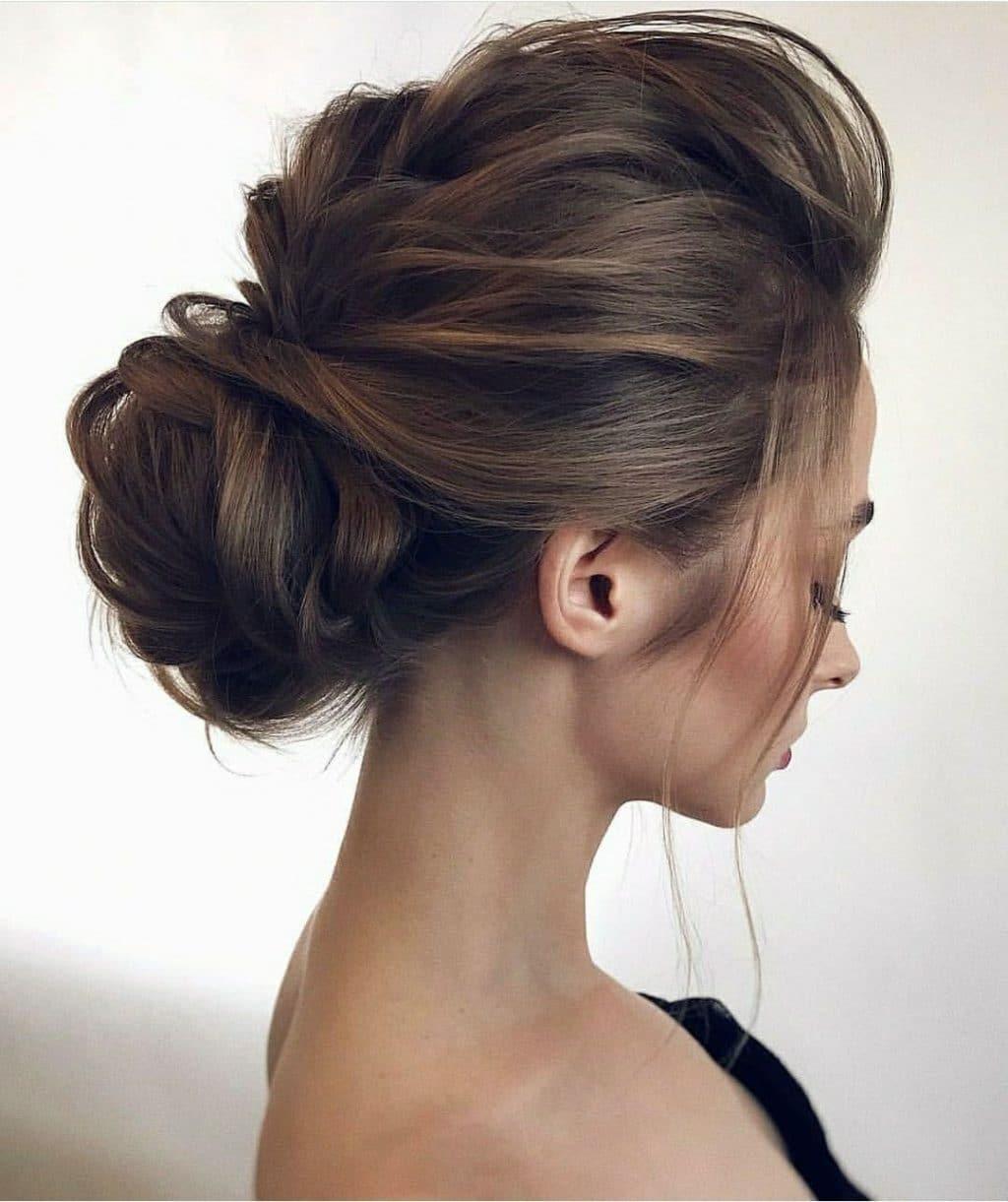 Как сделать пучок: прическа для коротких, средних и длинных волос