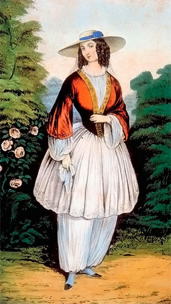 Модные варианты вечерних брючных костюмов для женщины