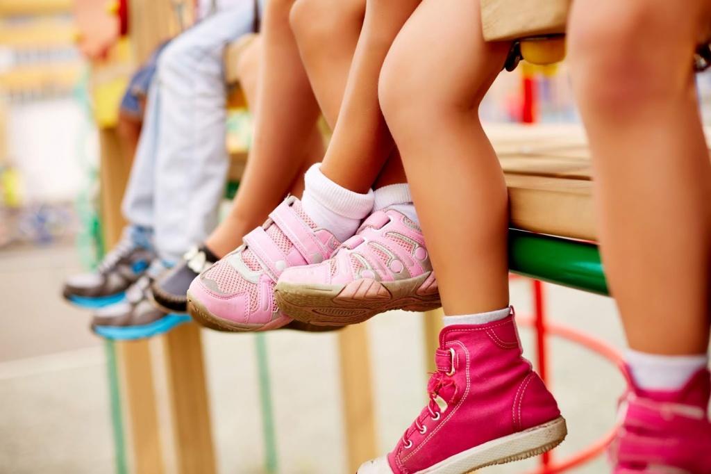 Размерная сетка детской обуви — по сантиметрам и возрасту