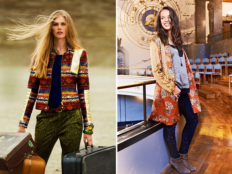 Чем примечательна одежда в стиле бохо для полных женщин