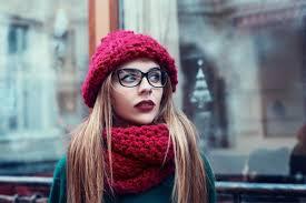 Советы по выбору вязаной шапки на зиму.